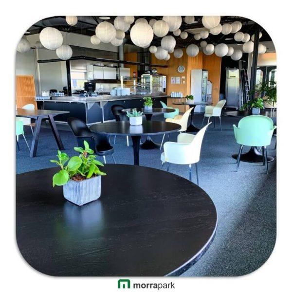 Flexplek Morrapark Drachten - bedrijfsrestaurant