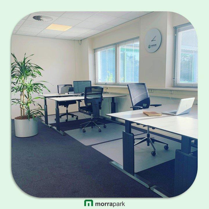 Flexplek te huur per dag of week bij Morrapark Drachten