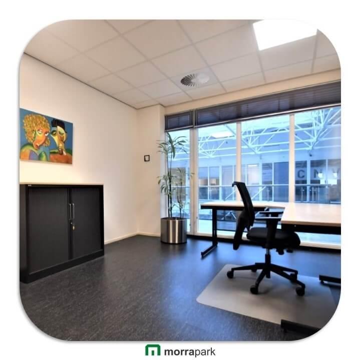 Werkplekken Morrapark Drachten - bureau